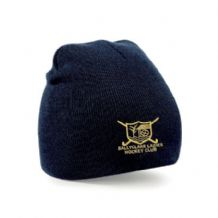 Ballyclare Hockey Club Navy Beanie - 2018